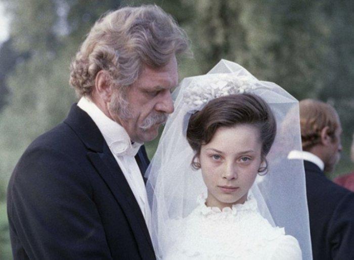 Кадр из фильма *Мой ласковый и нежный зверь*, 1978 | Фото: domkino.tv