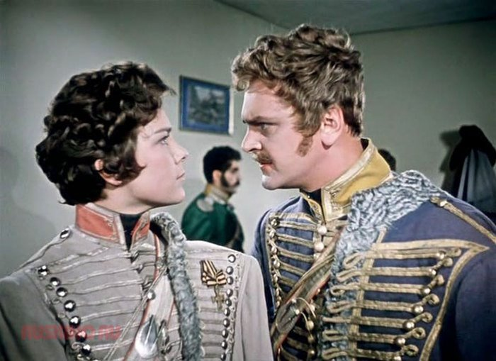 Кадр из фильма *Гусарская баллада*, 1962 | Фото: liveinternet.ru