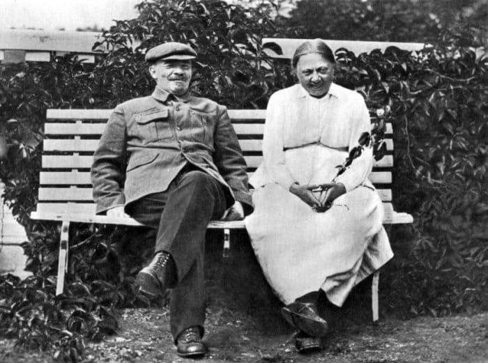 Владимир Ленин и Надежда Крупская | Фото: aif.ru