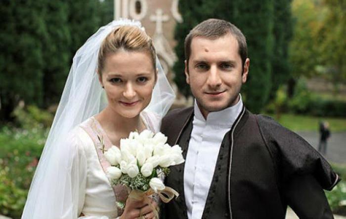 Надежда Михалкова и Резо Гигинеишвили | Фото: stories-of-success.ru