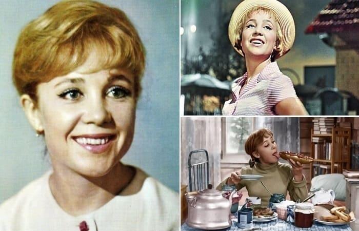 Одна из самых популярных советских актрис Надежда Румянцева | Фото: kino-teatr.ru и spektrnews.in.ua