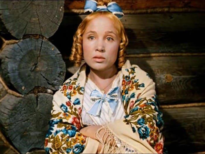 Надежда Румянцева в фильме *Женитьба Бальзаминова*, 1964   Фото: kino-teatr.ru