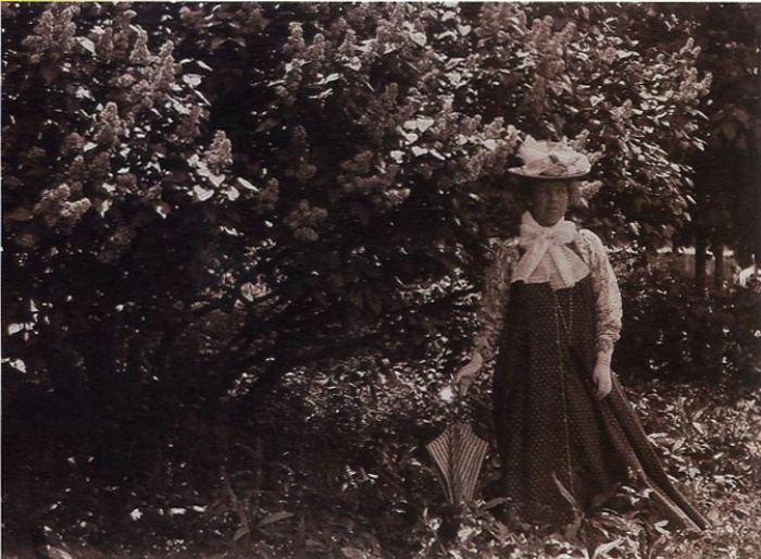 Н. И. Забела-Врубель, 1900 г. | Фото: wroubel.ru