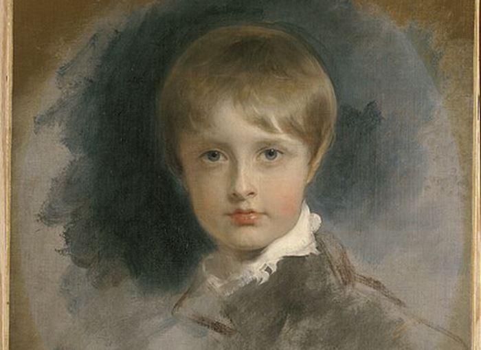 Томас Лоуренс. Наполеон II в детстве | Фото: liveinternet.ru