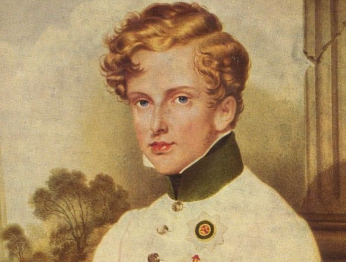 Наполеон II, герцог Рейхштадтский | Фото: liveinternet.ru