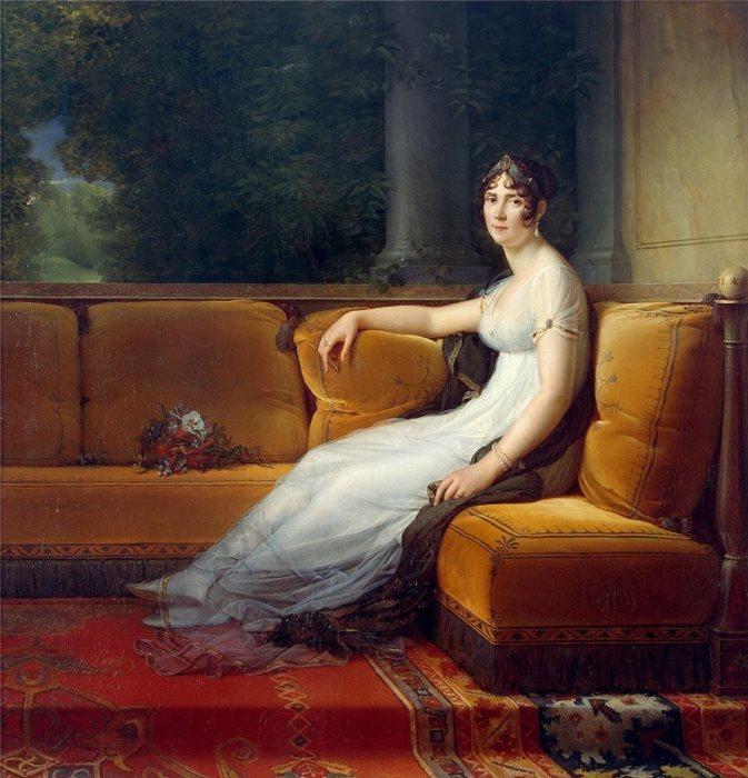 Франсуа Жерар. Портрет Жозефины