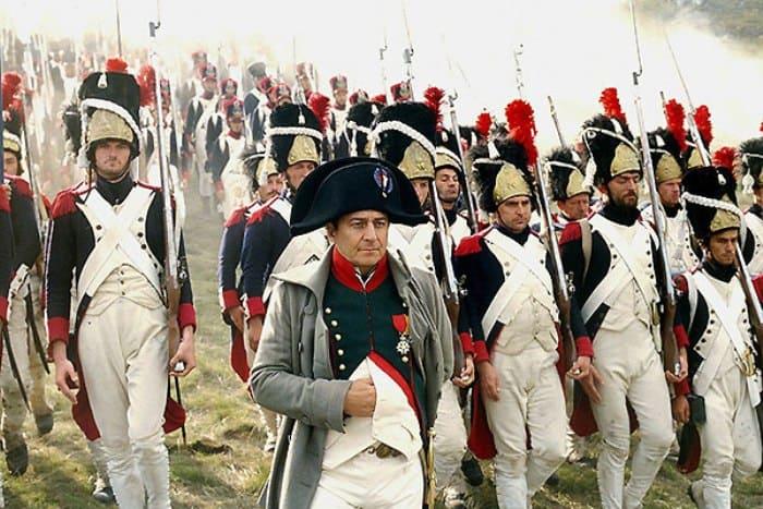 Кадр из фильма *Наполеон*, 2002 | Фото: tele.ru