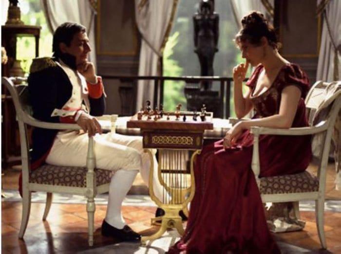 Кадр из фильма *Наполеон*, 2002 | Фото: pomyslivden.blogspot.com