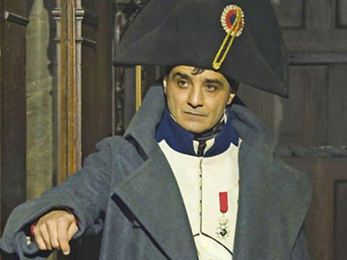 Эрик Фратичелли в роли Наполеона, 2012 | Фото: tele.ru