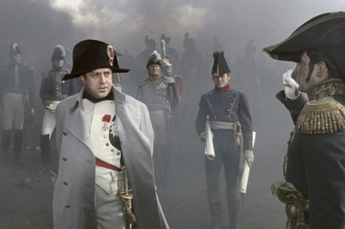 Владислав Стржельчик в роли Наполеона, 1965-1967 | Фото: aif.ru