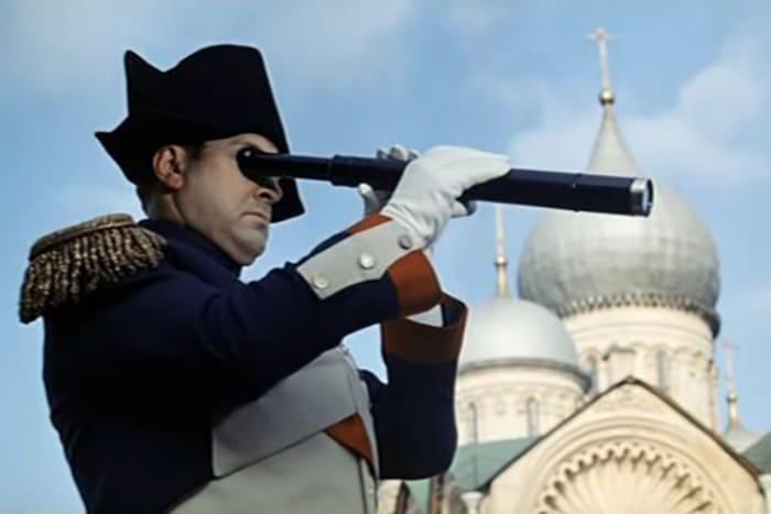 Владислав Стржельчик в роли Наполеона, 1965-1967 | Фото: 24smi.org