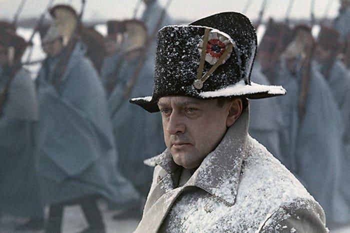 Владислав Стржельчик в роли Наполеона, 1965-1967 | Фото: tele.ru