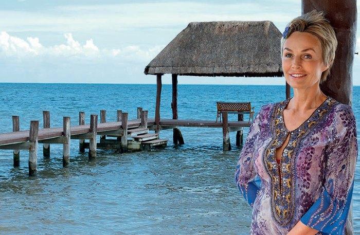 Наталья Андрейченко в Мексике | Фото: natalyaandreychenko.com