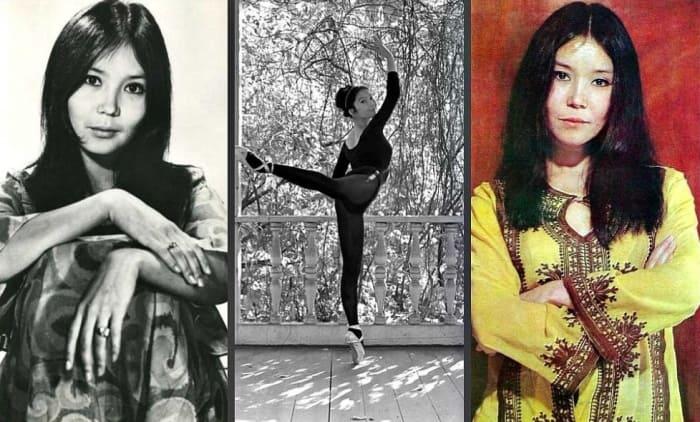 В юности Аринбасарова мечтала стать балериной | Фото: kaktus.media