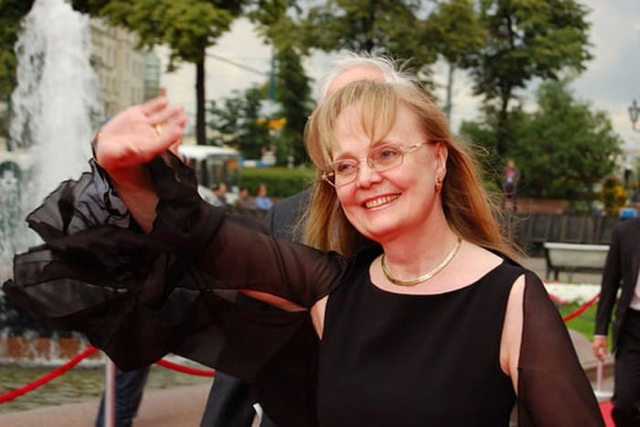 Народная артистка РСФСР Наталья Белохвостикова | Фото: kp.ru