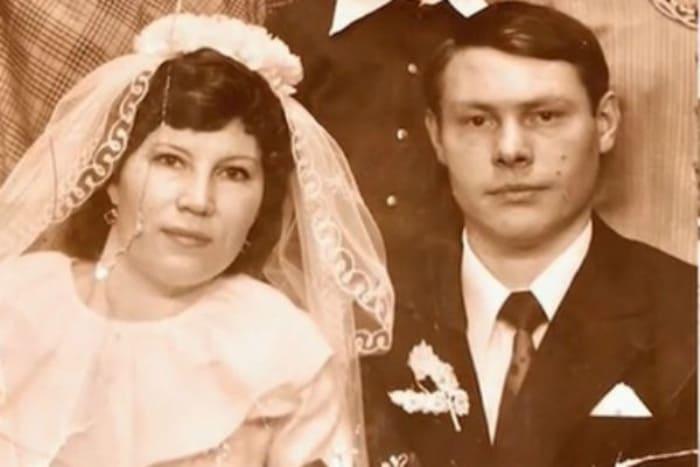 Родители Натальи Бочкаревой   Фото: starhit.ru