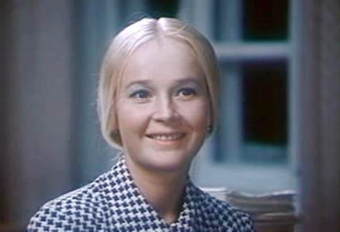 Наталья Богунова в фильме *Большая перемена*, 1972-1973   Фото: kino-teatr.ru