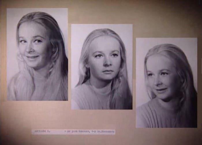 Фотопробы актрисы к фильму *Иван Васильевич меняет профессию*, роль в котором ей так и не досталась   Фото: kino-teatr.ru