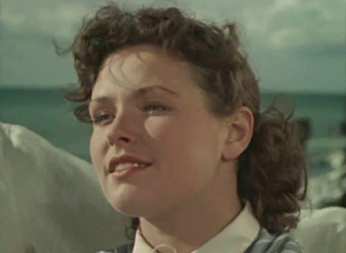 Наталья Фатеева в фильме *Есть такой парень*, 1956 | Фото: kino-teatr.ru
