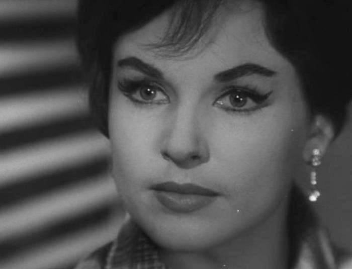 Наталья Фатеева в фильме *Убить человека*, 1960 | Фото: kino-teatr.ru