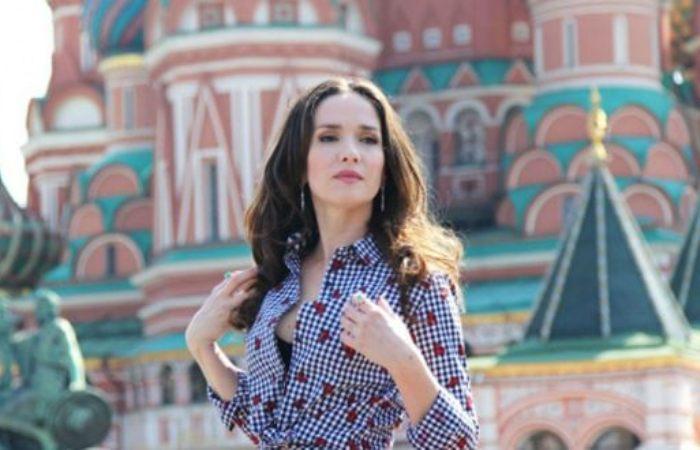 Актриса в России | Фото: uznayvse.ru