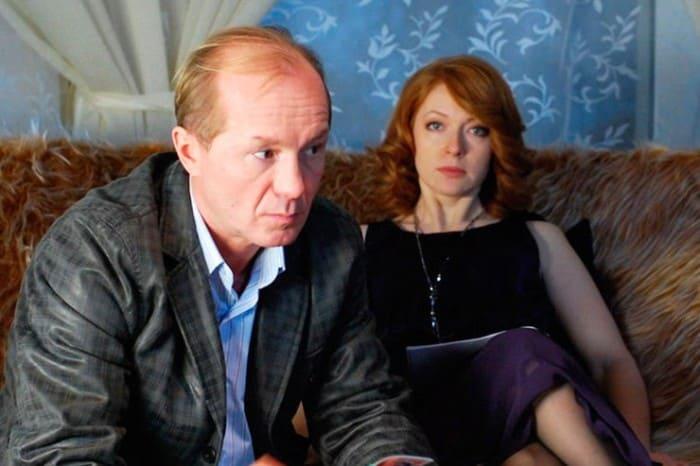 Наталья Рогожкина и Андрей Панин в сериале *Журов-2*, 2010 | Фото: starhit.ru