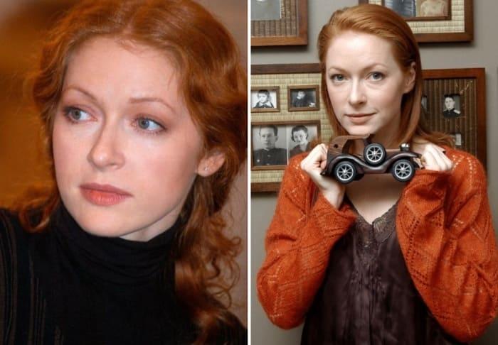 Актриса театра и кино Наталья Рогожкина | Фото: kino-teatr.ru, biographe.ru