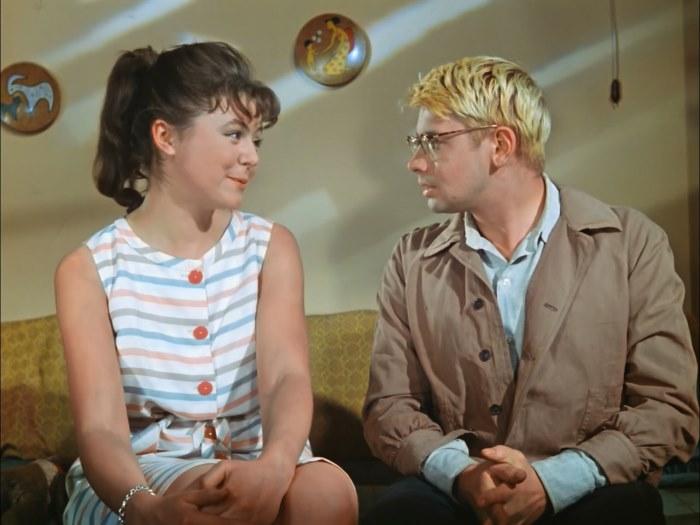 Кадр из фильма *Операция Ы и другие приключения Шурика*, 1965 | Фото: fenixclub.com