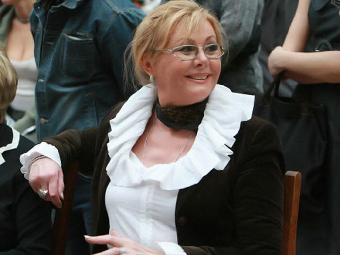 Народная артистка Российской федерации Наталья Селезнева | Фото: yablor.ru