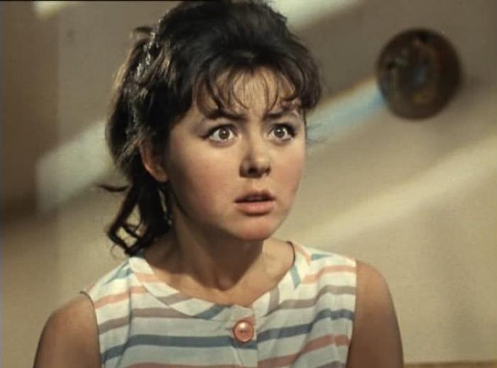 Наталья Селезнева в роли Лиды, 1965 | Фото: kino-teatr.ru