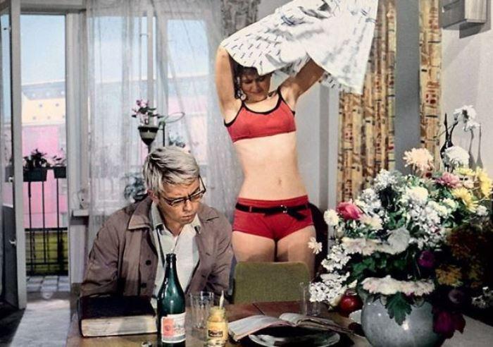 Кадр из фильма *Операция Ы и другие приключения Шурика*, 1965 | Фото: doseng.org