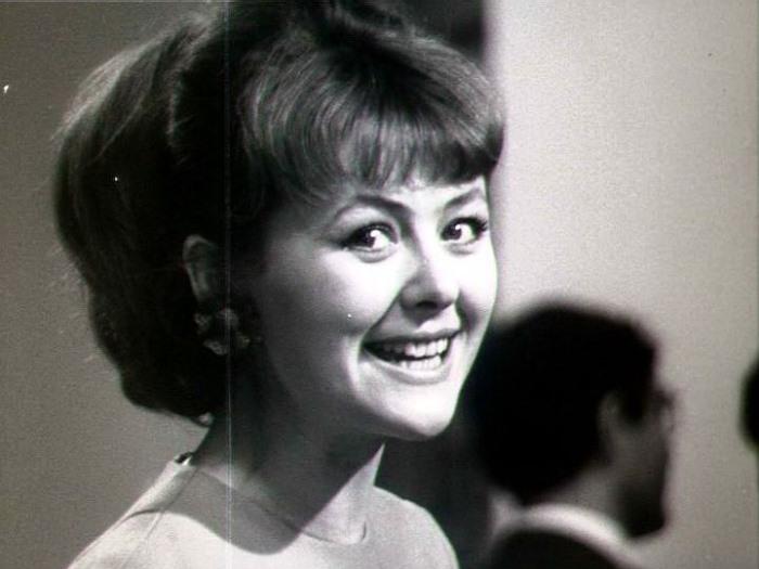 Наталья Селезнева в телепроекте *Кабачок 13 стульев*, 1968 | Фото: kino-teatr.ru