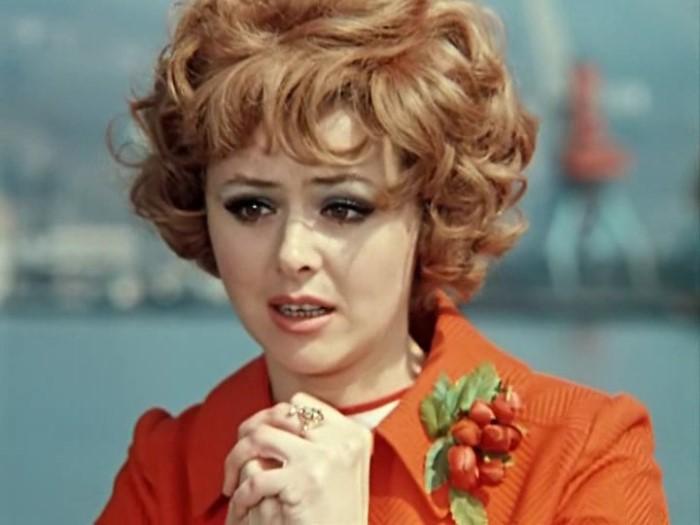Наталья Селезнева в фильме *Иван Васильевич меняет профессию*, 1973 | Фото: kino-teatr.ru