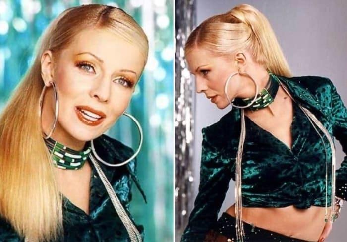 Одна из самых красивых и сексуальных певиц 1990-х гг. | Фото: megalyrics.ru