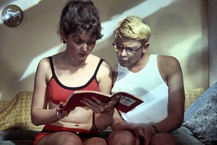 Кадр из фильма *Операция *Ы* и другие приключения Шурика*, 1965 | Фото: zakulisi.ru