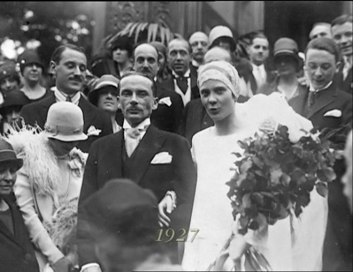 Свадьба Натали и Люсьена Лелонга
