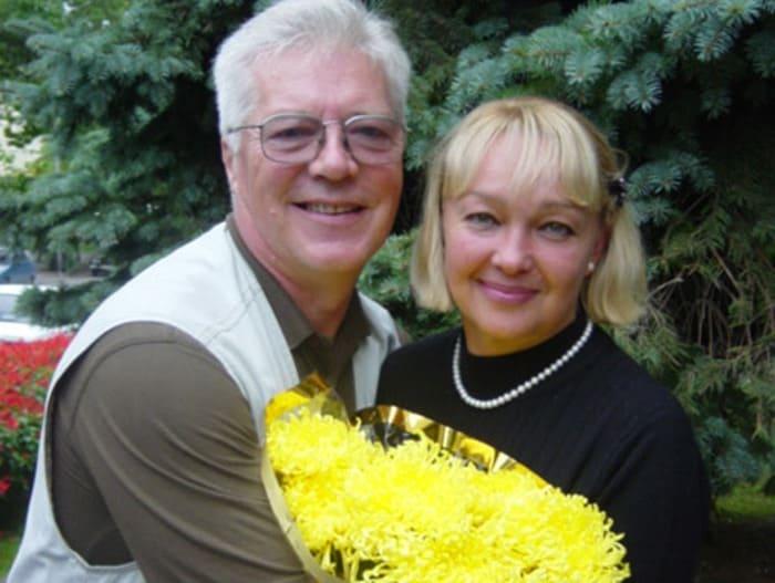 Евгений Жариков и Наталья Гвоздикова | Фото: diwis.ru