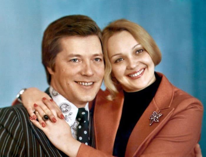 Евгений Жариков и Наталья Гвоздикова | Фото: kino-teatr.ru