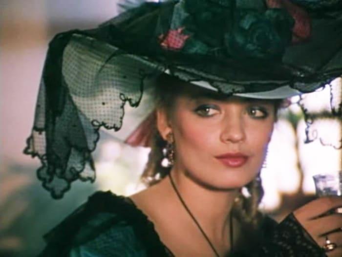 Наталья Лапина в фильме *Руанская дева по прозвищу Пышка*, 1989 | Фото: kino-teatr.ru