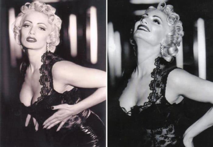 Актриса, которую на Западе называли *русской Мэрилин Монро* | Фото: kino-teatr.ru