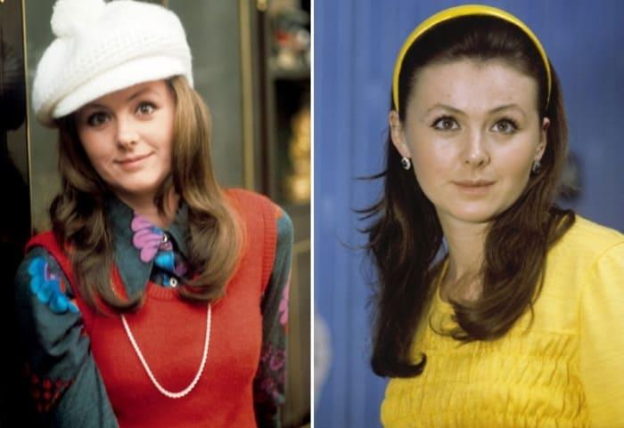 Актриса в молодости | Фото: rep.ru, 7days.ru