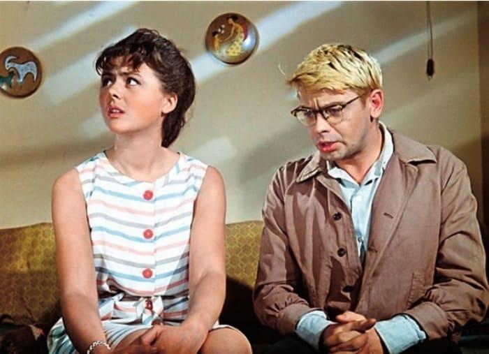 Кадр из фильма *Операция *Ы* и другие приключения Шурика*, 1965 | Фото: hochu.ua