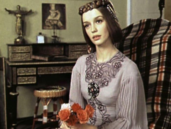 Наталья Трубникова в роли принцессы Мелисенты | Фото: kino-teatr.ru