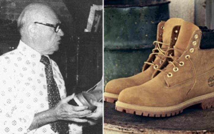 Натан Шварц и его знаменитые желтые ботинки  825bf817fa7a3