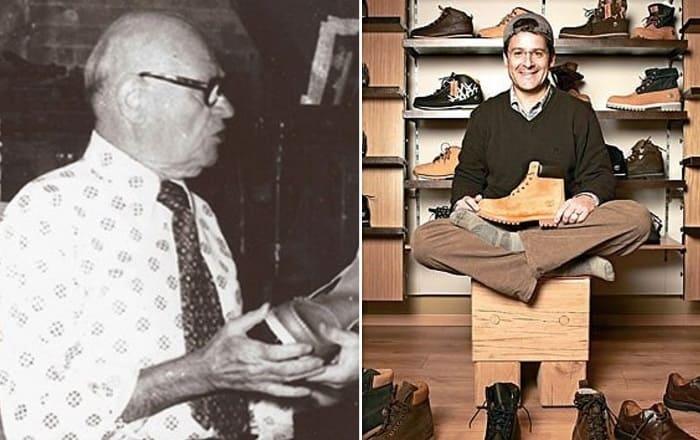 Обувная империя началась с обычной сапожной мастерской | Фото: isralike.org