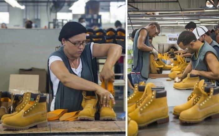 Сегодня знаменитые желтые ботинки производят более чем на 260 фабриках | Фото: printpower.net