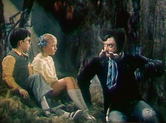 Кадр из фильма *Новогодние приключения Маши и Вити*, 1975 | Фото: kino-teatr.ru