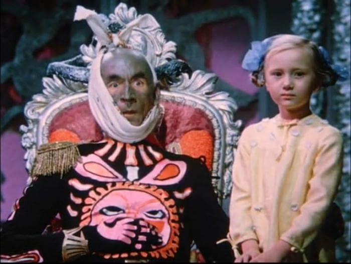 Кадр из фильма *Новогодние приключения Маши и Вити*, 1975 | Фото: meloman.ru