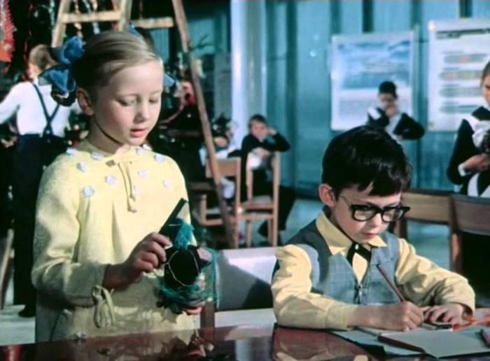 Кадр из фильма *Новогодние приключения Маши и Вити*, 1975 | Фото: youtube.com