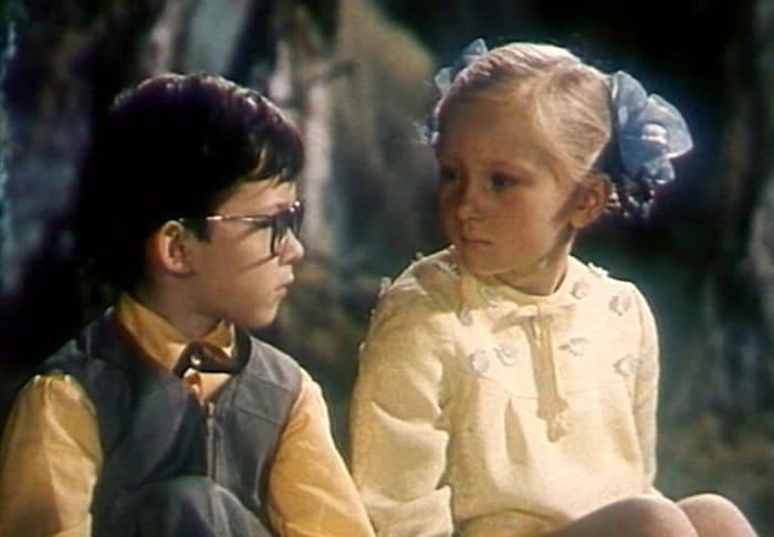 Кадр из фильма *Новогодние приключения Маши и Вити*, 1975 | Фото: hodor.lol